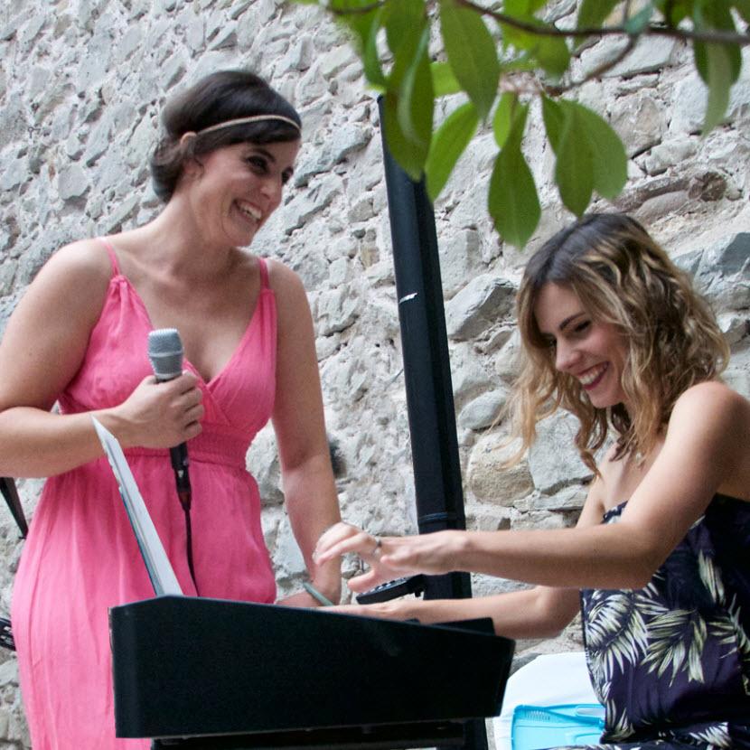 #34 MIRIAM SUTTER & MARINA STOHLER; Popstandards mit einem Hauch Jazz