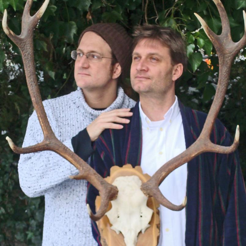 #14 KARIBISCHE WEIHNACHT; Unerwartetes, Skurriles, Komisches. – Oliver Kühn und Nando Betschart