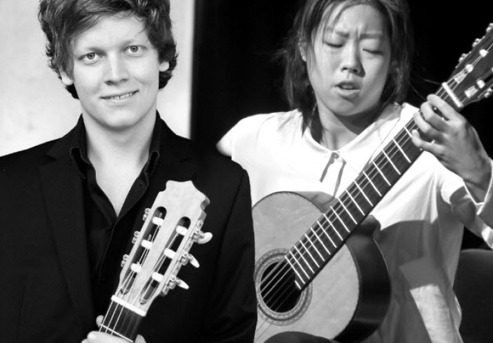 #15 YOUNG GUITAR MASTERS – Ho Yan Kok und Campbell Diamond