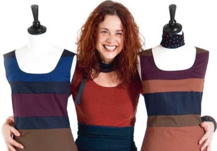 #23 KLEIDER ZUM FESTE FEIERN UND FAHRRAD FAHREN – Susanne Bell, Modedesignerin