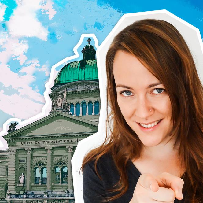 #22 WAHLVERSPRECHEN – Lisa Catena macht aus jedem Kartoffelsack einen Bundesrat