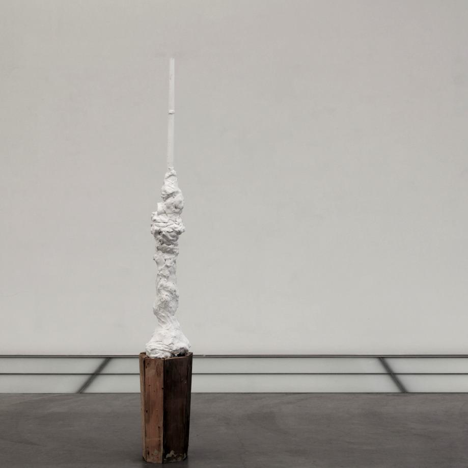 #50 «ABSICHT»; Ausstellung von CHRISTIAN HÖRLER, Künstler
