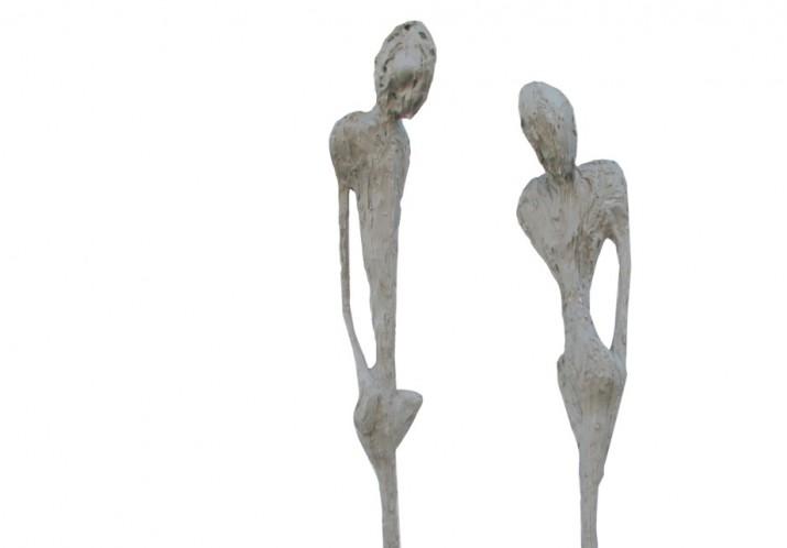 #37 DER MENSCH – DIE FIGUR; Ausstellung von Reto Kern, Gestalter