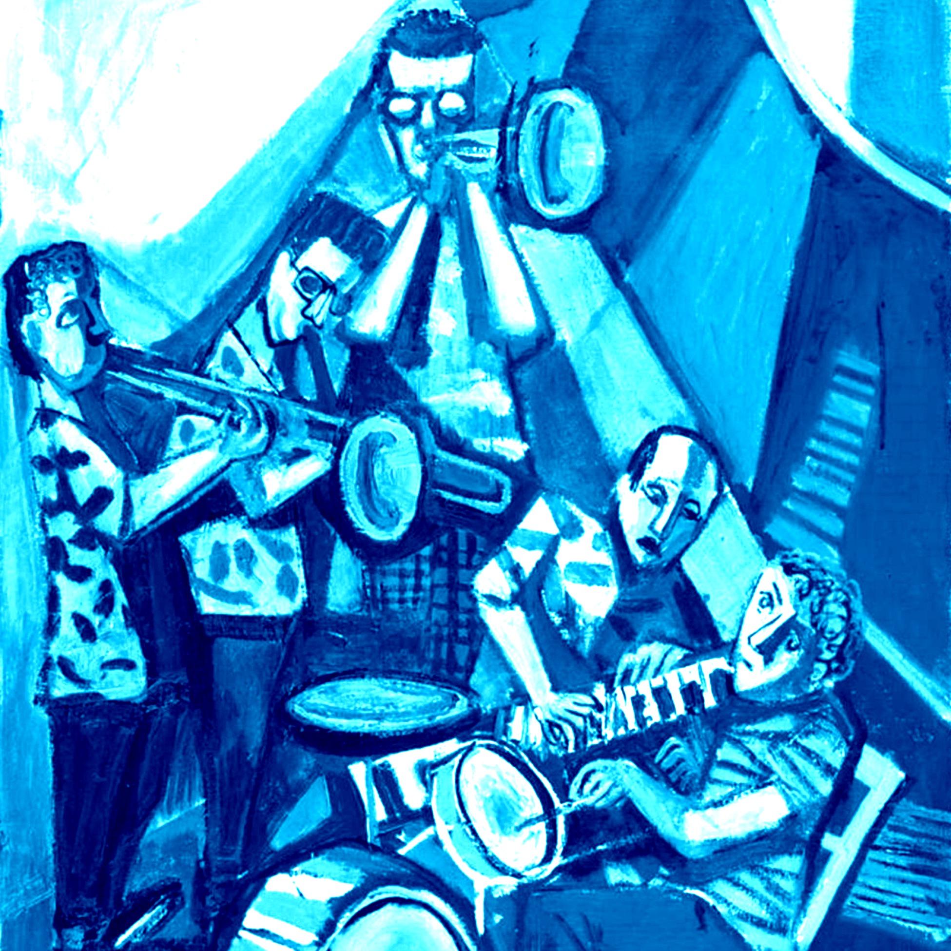 #83 RICHARD BUTZ – LISTEN! №13: JAZZ & KUNST (im Rahmen von 100 Jahre Jazz 1917–2017)