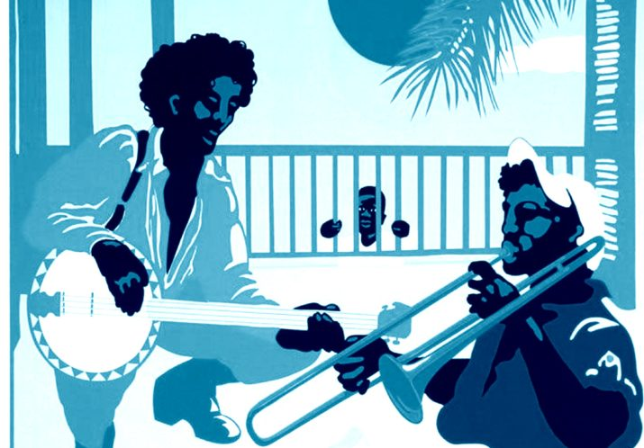 #86 RICHARD BUTZ – LISTEN! №14: JAZZ WELTWEIT; Mittel- und Südamerika (inkl. Kuba), Asien und Pazifik (inkl. Australien)
