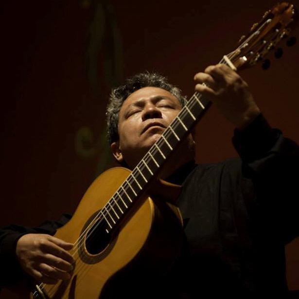 #91 LUIS QUINTERO – Meistergitarrist aus Venezuela (Matinée)