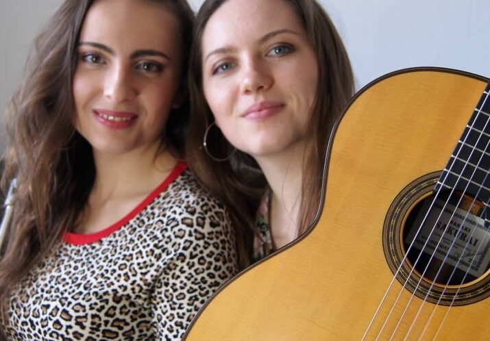 #102 ŠVENDOVÁ SISTERS – Young Classical Guitar Masters