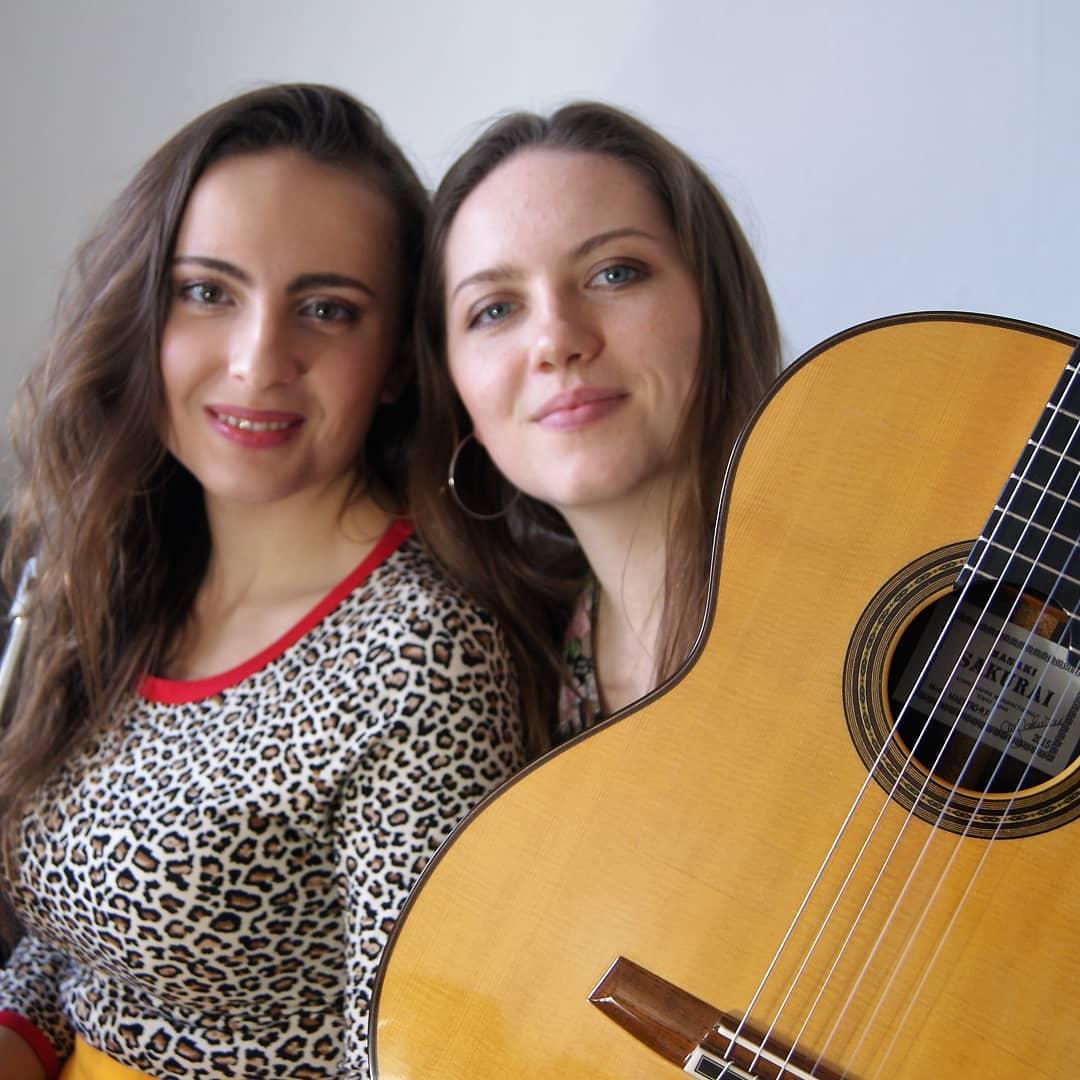 #132 ŠVENDOVÁ SISTERS – Young Classical Guitar Masters (Matinée)