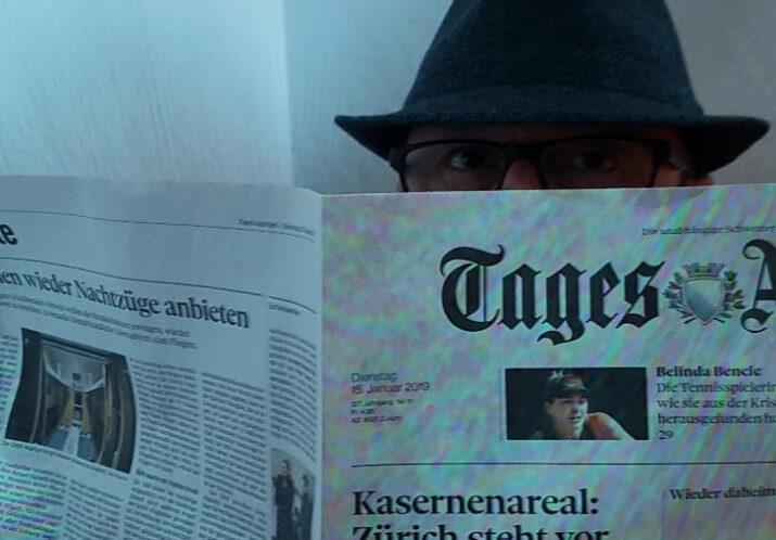 #106 «KEINE ANGST VOR DER WAHRHEIT» – Der fränkische Exilschweizer WOLFGANG WEIGAND, Autor & Theologe, zoomt in seinem dritten Kabarettprogramm erneut die Welt von Wahrheiten und Fake scharf, präzis und manchmal auch ziemlich böse heran