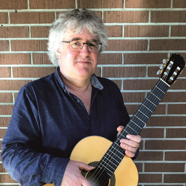#126 «ALLES NUR GITARRE» – Solostücke für akustische Gitarre von und mit DANIEL KAMM