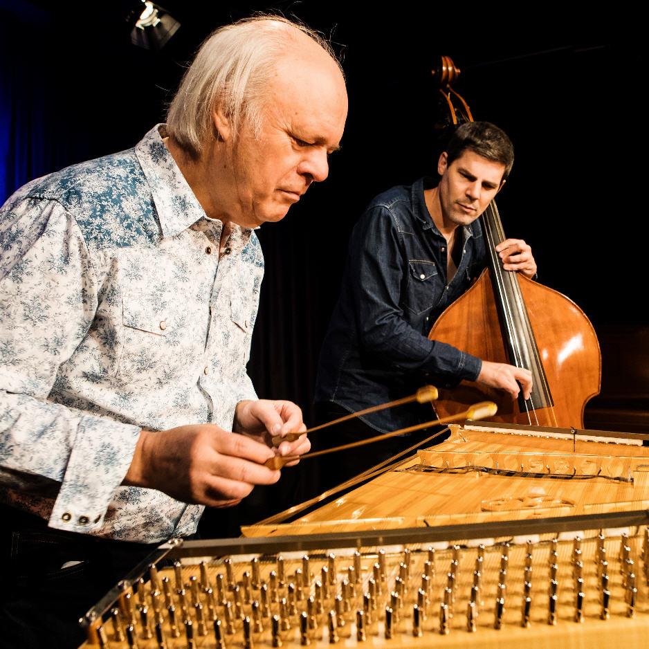 #122 TÖBI TOBLER – PATRICK SOMMER; Grooves, Improvisationen, starke Melodien