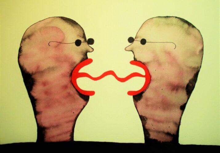 #137 DUŠAN PRUSÁK – «CARTOONS, ARTWORK AND INBETWEEN» (Ausstellung)